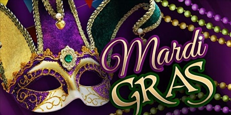 MARDI GRAS POP UP SHOP tickets