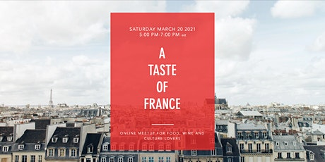 A Taste Of France tickets
