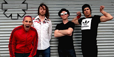 Red NOT Chili Peppers (RHCP Tribute Band - Early Show) tickets
