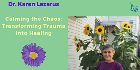 """Seeds For Your Soul Saturdays: """"Transforming Trauma Into Healing"""" tickets"""