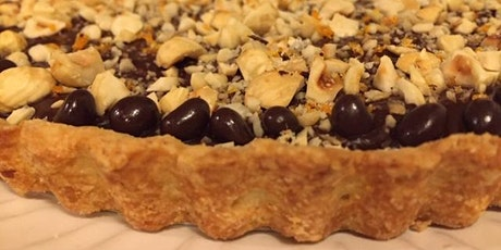 Vegan French Baking & Wine Pairing Class: Sweet & Savory Tarts & Galettes tickets