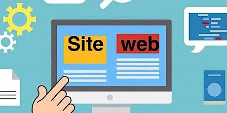 SITE WEB et référencement SEO  Partenariat Positive Planet (Visioconf) billets