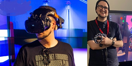 My Creative Career - Sean Rodrigo, Virtual Reality Artist tickets