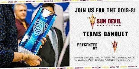 Sun Devil Wrestling Banquet 2021 tickets