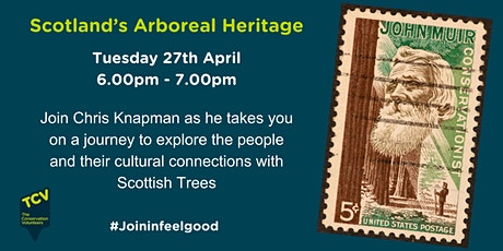 Scotland's Arboreal Heritage: History and Culture through Treescapes tickets
