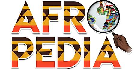 Afropedia entradas