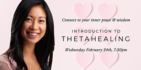 Online Introduction to ThetaHealing - February 24th tickets