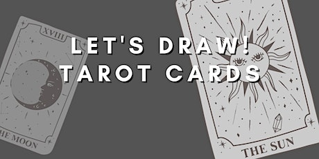 Let's Draw! Tarot Cards tickets