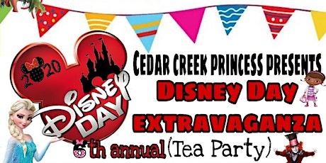 6th annual Disney Day Extravaganza (Canceled) tickets