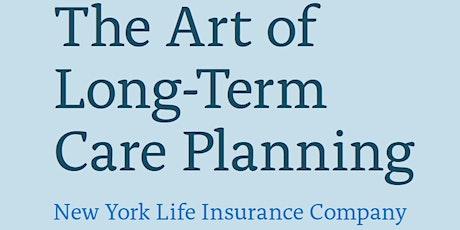 Long Term Care Insurance Sales Presentation- CST tickets