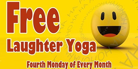 (ONLINE) Laughter Yoga Session tickets