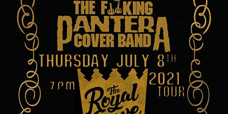 The F**king Pantera Cover Band tickets