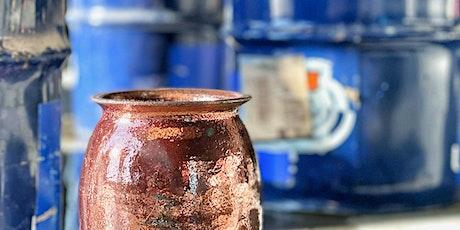 Raku Firing Workshop at Seattle Pottery Supply tickets