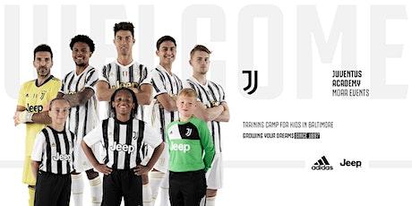 Juventus Training Camp Baltimore tickets