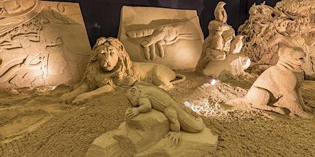 17. edizione il Presepe di Sabbia di Lignano Sabbiadoro biglietti