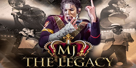 'MJ- The Legacy' - Michael Jackson tribute concert tickets