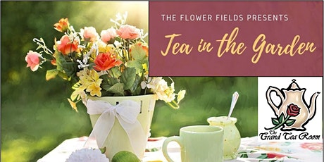 Tea in the Garden tickets