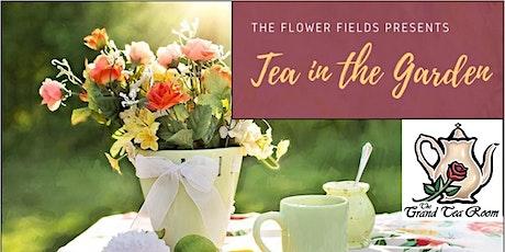 Tea in the Garden tickets