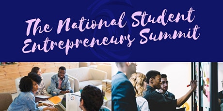 The National Student Entrepreneurs Summit tickets