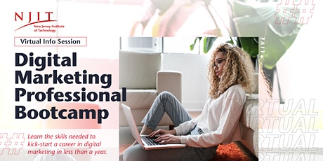 How to Launch a Career in Digital Marketing | Info Session tickets