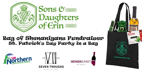 Bag of Shenanigans Fundraiser: St. Patrick's Day Party In A Bag tickets