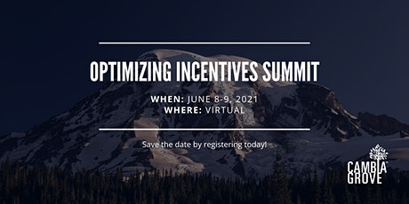 Optimizing Incentives Summit tickets