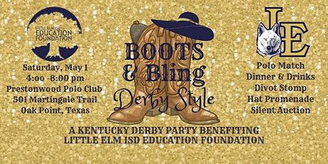 Boots & Bling Derby Style tickets