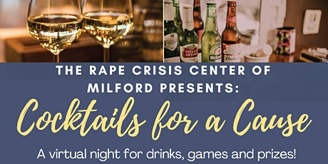 The Rape Crisis Center of Milford presents: Cocktails for a Cause tickets