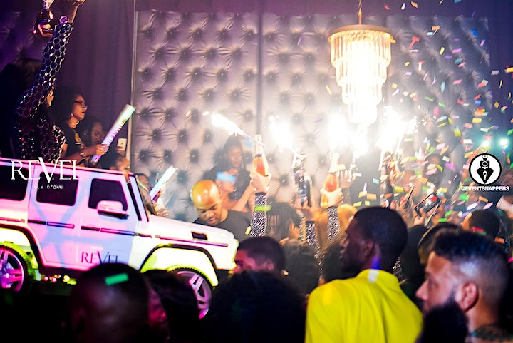 ATLANTA'S BIGGEST PARTY ALL STAR WEEKEND image