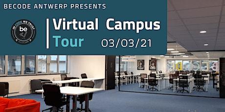 Virtual Campus Tour tickets