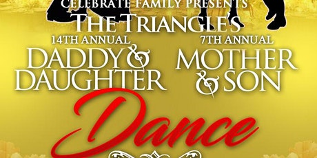 Celebrate Family 2021 Mother-Son and Daddy-Daughter Dance tickets