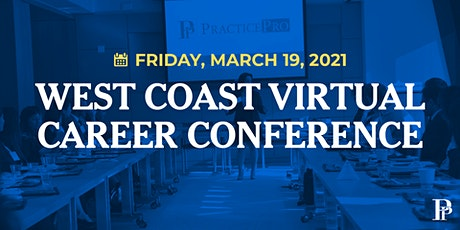 2021 West Coast Career Conference tickets