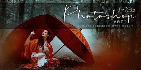 Photoshop Event ~ Lasst uns Spaß beim Zaubern haben! Tickets
