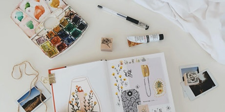 JOURNAL AS ALTAR: Creative Crafting For Abundance & Pleasure tickets