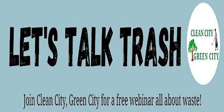 Let's Talk Trash tickets