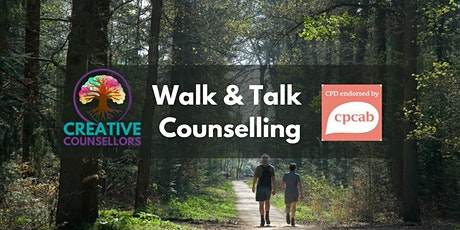 Ecotherapy & Walk & Talk Counselling tickets