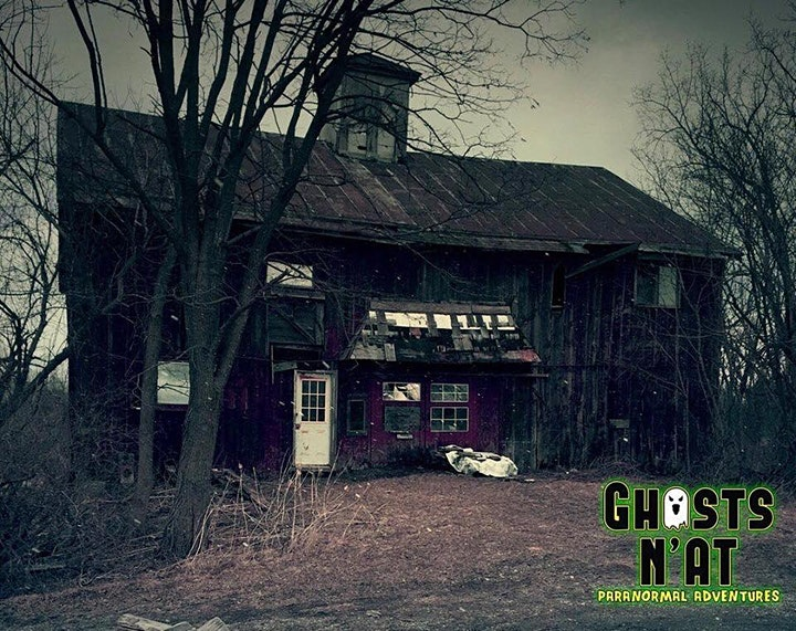 Ghost Hunt at the Hull Family Home & Farmstead | Lancaster, NY | 6.12.21 image