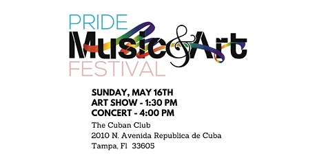 Pride Music and Art Festival: Affirmation tickets
