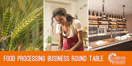 Food Processing Business Round Table biglietti