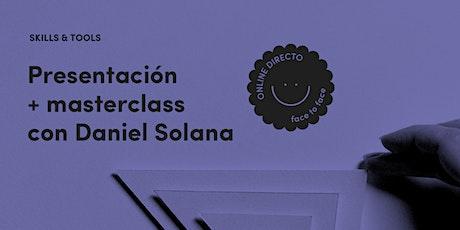 Masterclass Diseño del comportamiento y CRO con Dani Solana entradas