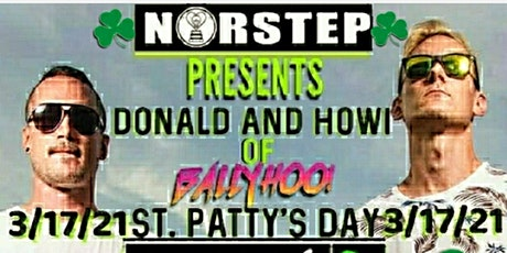 NorStep Presents:Howi And Donald Of Ballyhoo tickets