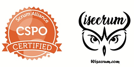 Certified Scrum Product Owner (CSPO) tickets