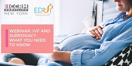 IVF and Surrogacy: What You Need to Know with EDSI - New York, NY tickets