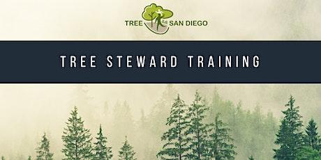 Tree Steward Training tickets