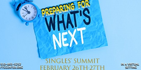 Singles' Summit/A Virtual Experience tickets