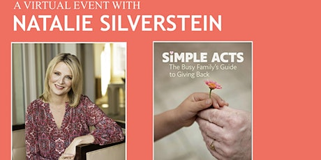 A Virtual Evening with Author Natalie Silverstein tickets