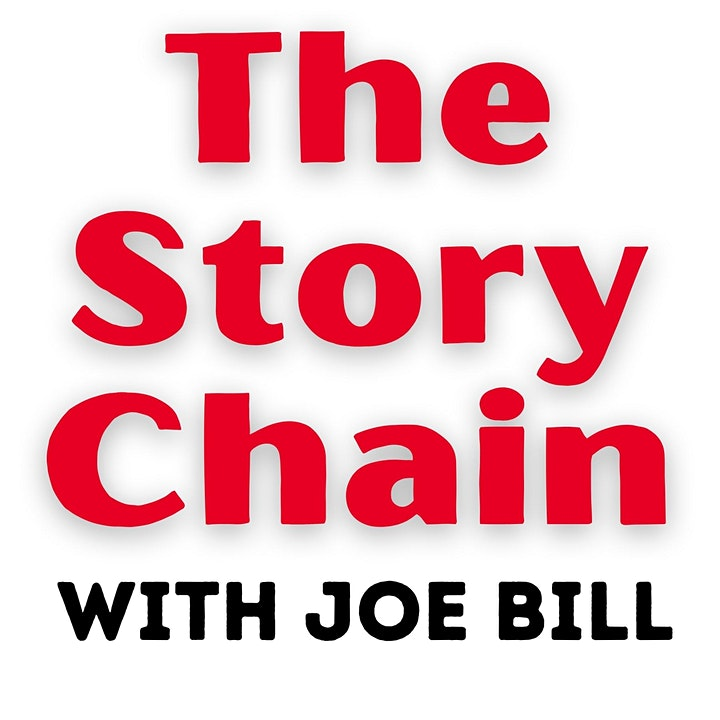 Moth & Butterfly: The Story Chain with Joe Bill image