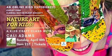 Nature Art- For Kids! tickets