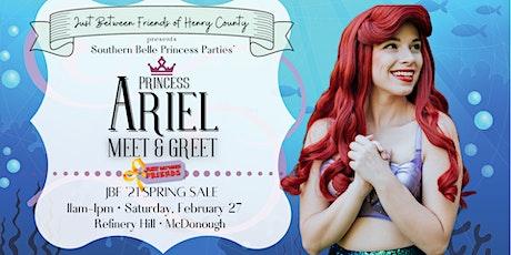 JBF Henry County's Princess Ariel Meet & Greet tickets