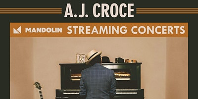 A.J. Croce Livestream - 'By Request' Album Release Show